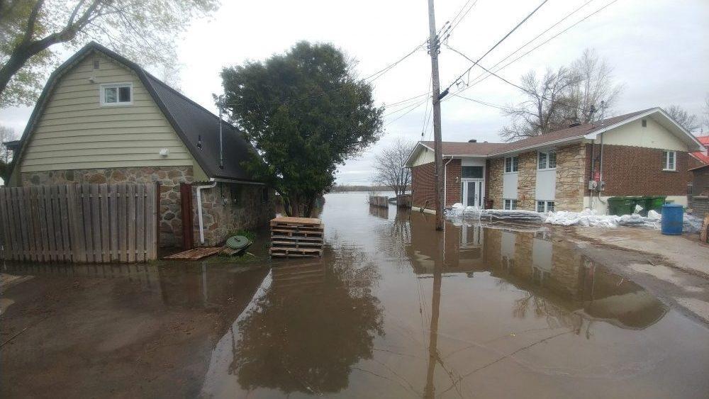 Quoi faire en cas d'inondation